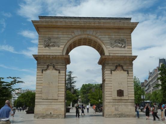 Porte Guillaume (Dijon).