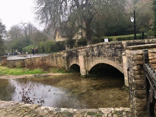 Castle Combe Bridge