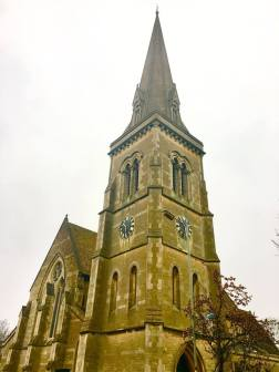 Chippenham Church Tower