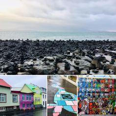 Reykjavik and Sidewalk colors