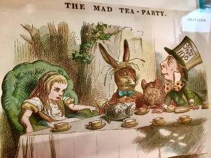 The Mad Tea Party