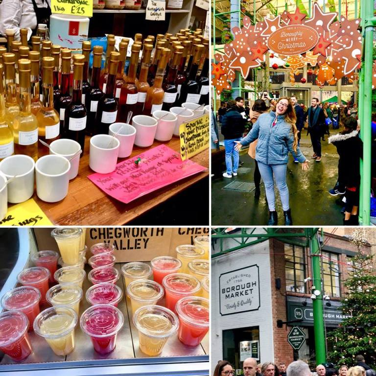 borough drinks