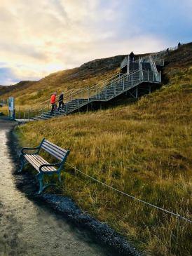 Gullfoss Steps