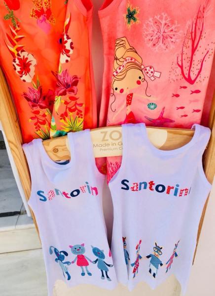 santorini shirts